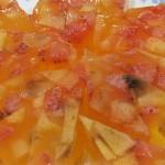 Γλυκά : Ζελέ φρέσκων φρούτων