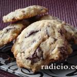 Εύκολα μπισκότα με σοκολάτα