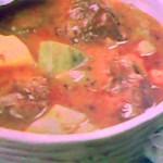 Κρεατόσουπα για το κρύο