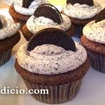 Καπκέικς με μπισκότα ορέο