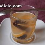 Τσάι με μήλο και κανέλα