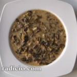 Συνταγή για μαγειρίτσα