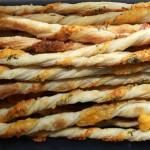 Στριφτάρια με τυρί