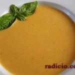 Βελούδινη καροτόσουπα