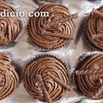 Καπκέικ σοκολάτα