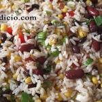 Ρυζοσαλάτα μεξικάνικη