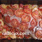 Φαγκρί στο φούρνο με πατάτες