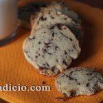 Μπισκότα με σοκολάτα και αμύγδαλα