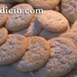 Μπισκότα βουτύρου με αμύγδαλο