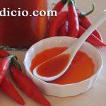 Σπιτική καυτερή σάλτσα (τύπου ταμπάσκο)