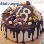 Τούρτα με σοκολάτα και καφέ
